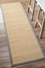 Machine Woven Orsay Sisal Rug, Runner, Farmhouse Decor, floor coverings, natural fibers, casual, area rug