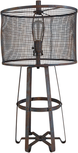 Pickford Industrial Table Lamp