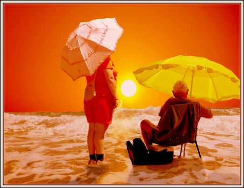 Lucille Khornak presents Sunset is My Favorite Color by Alan Richards
