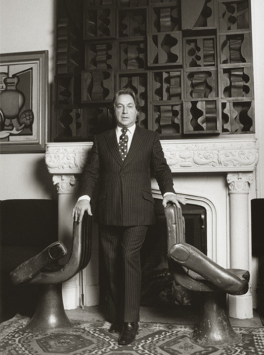 Arnold Scassi, by Lucille Khornak