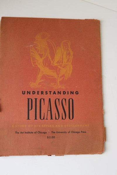 (after) Pablo Picasso, Picasso (A Collection of Books and Articles) 1940-1984