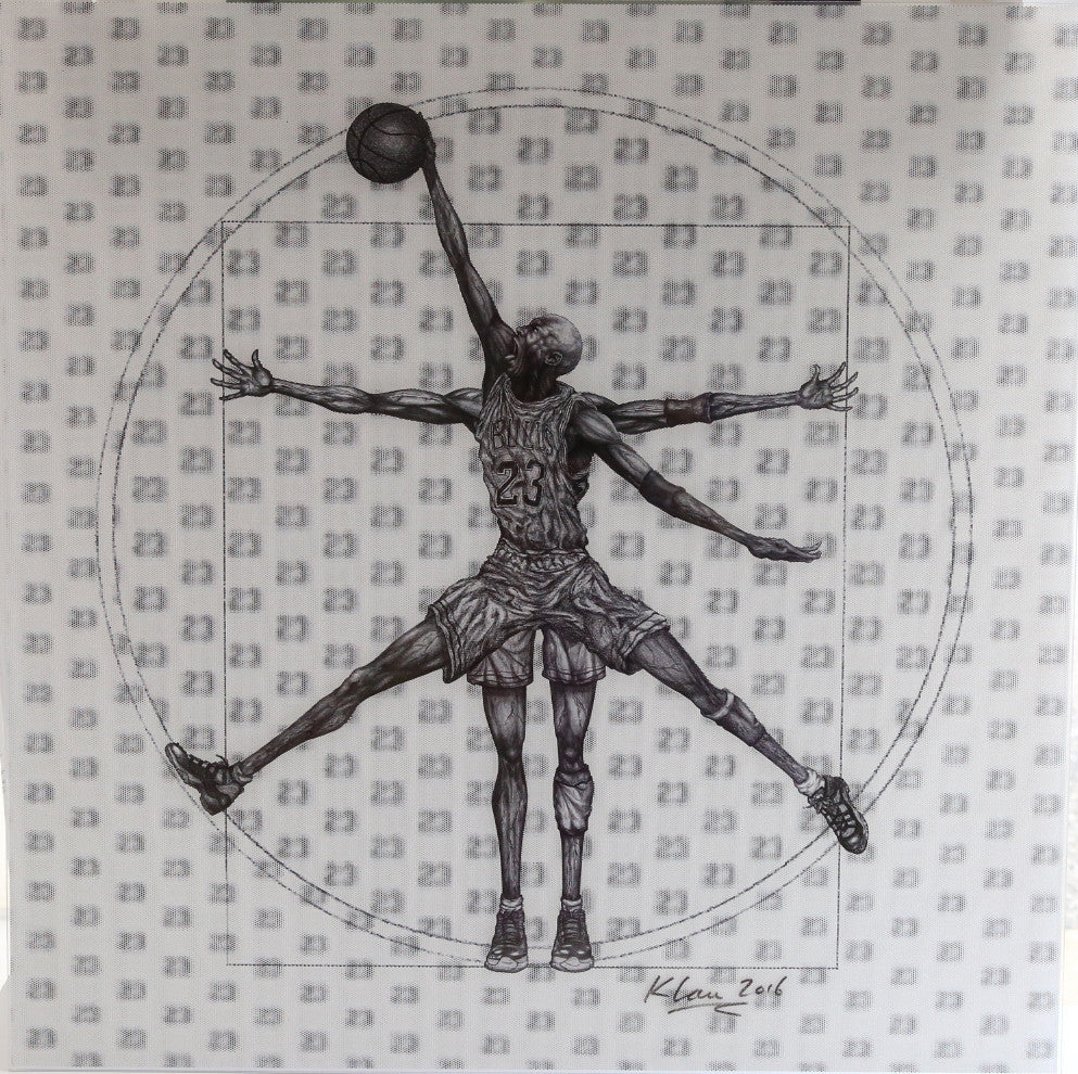 MJ Vitruvian Athlete, by Klau (2)