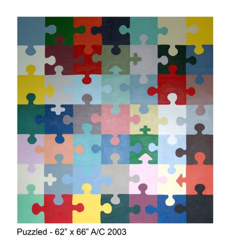 Puzzled, by George Mallinckrodt