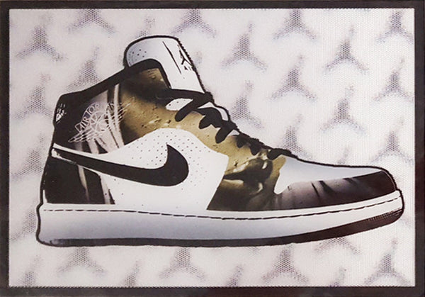 Graffiti Sneaker (4), by Klau
