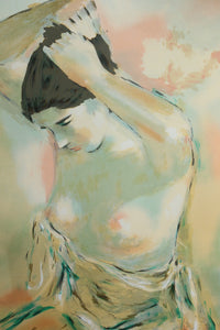 Untitled Nude Figure, by Unknown