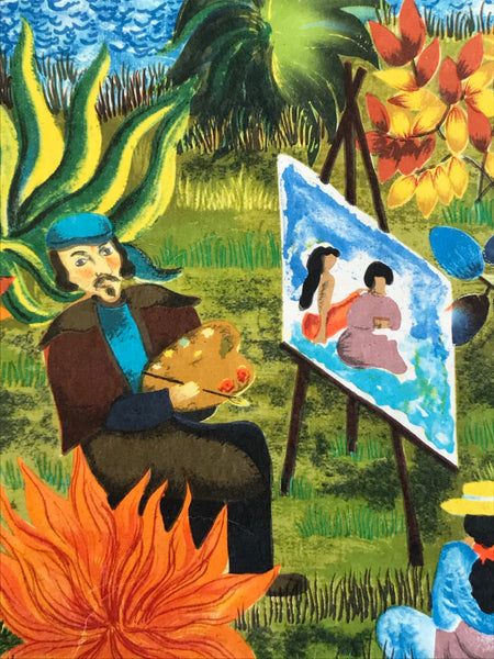 Homage To Gauguin (Artist Proof)