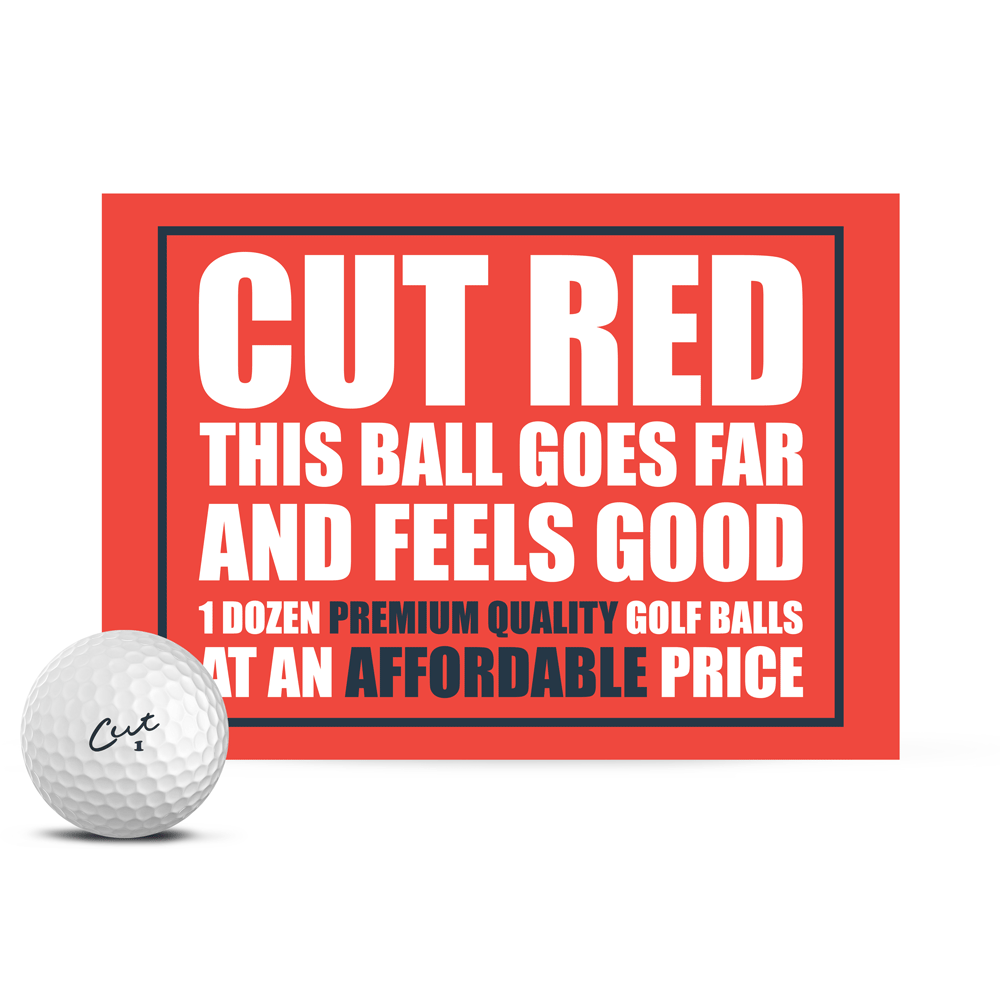 Cut Red (Dozen)