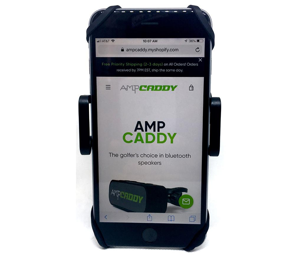 AmpCaddy Phone Holder