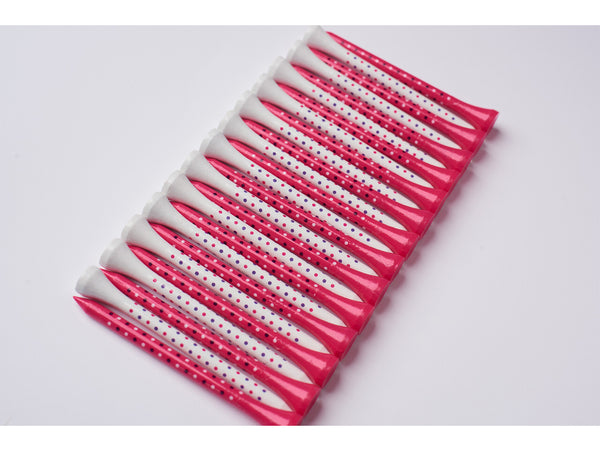 Twigs 2-PACK: Polka Dots Pink & White