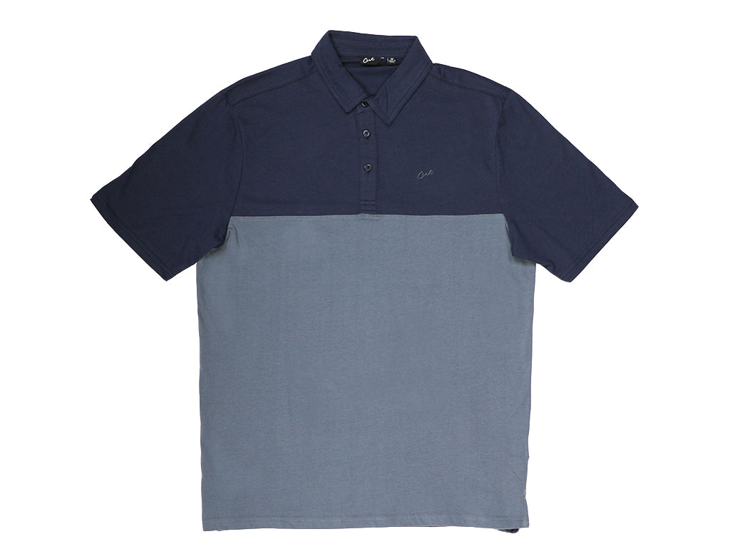Logan Navy Polo