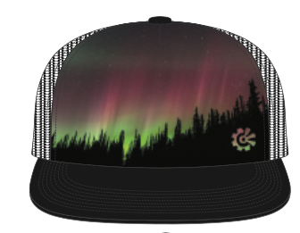 Fisher  Creative Aurora Borealis Hat