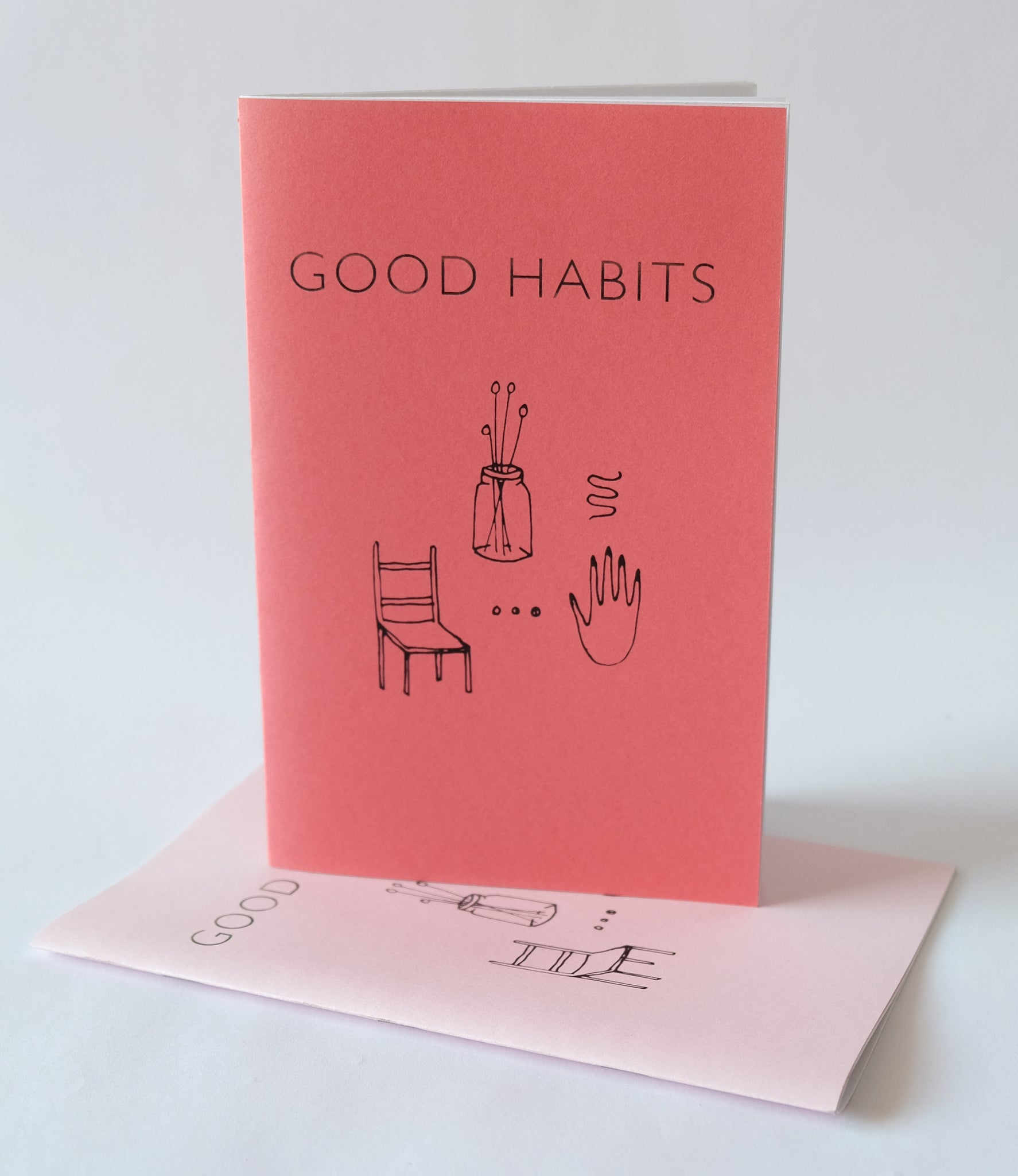 Small supply / Danielle Freiman / Good Habits Zine