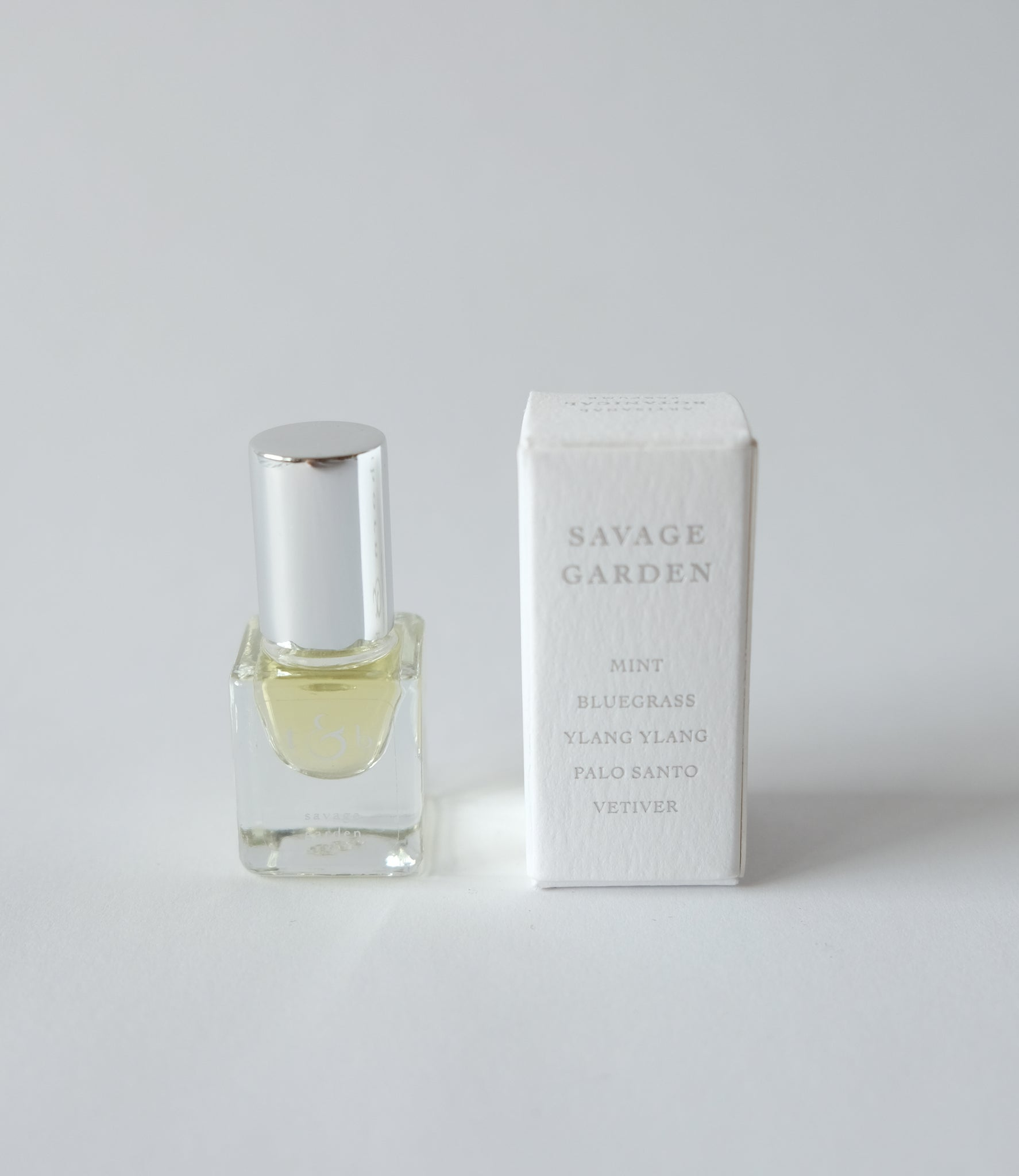 Thorn and Bloom / Savage Garden Perfume
