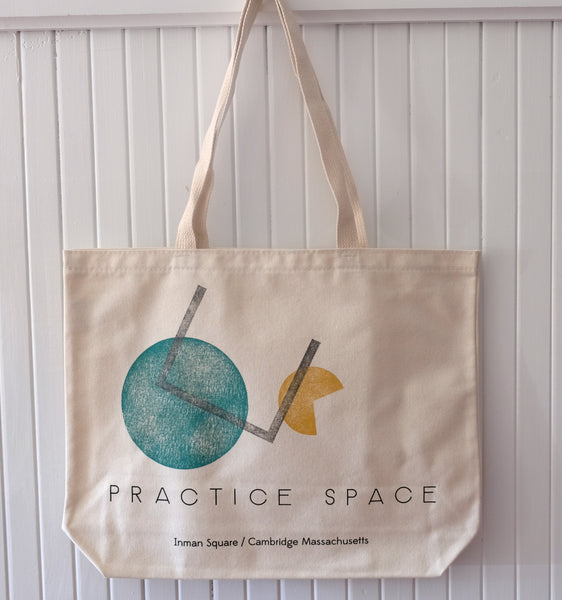 Practice Space / Tote bag