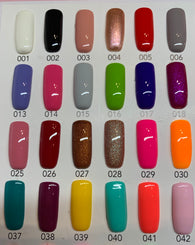 The Gel Polish!~xoxo (001-060)