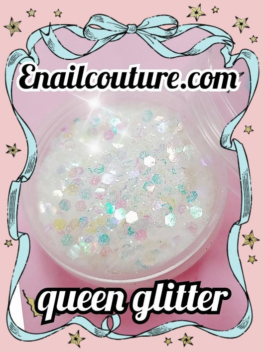 Queen , Pure Glitter Mix!