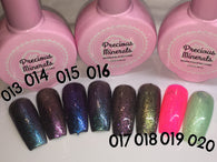 Precious Minerals Galaxy Supernova Collection ~!gel polish
