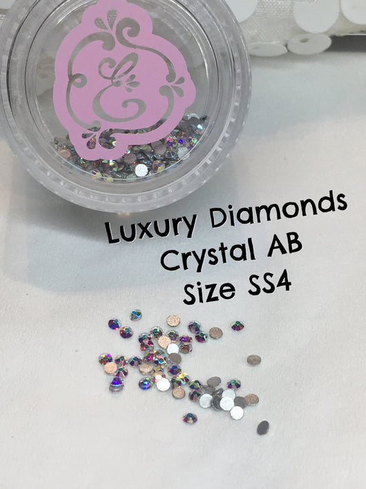 Crystals Luxury Diamonds  AB!~