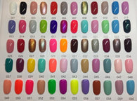 Gel polish Full set ~  (1-216) & colour chart story book!