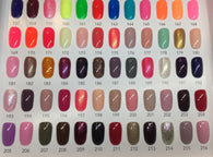 The Gel Polish!~xoxo  (157-216)