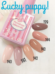 Lucky Puppy~!, Precious Minerals gel polish