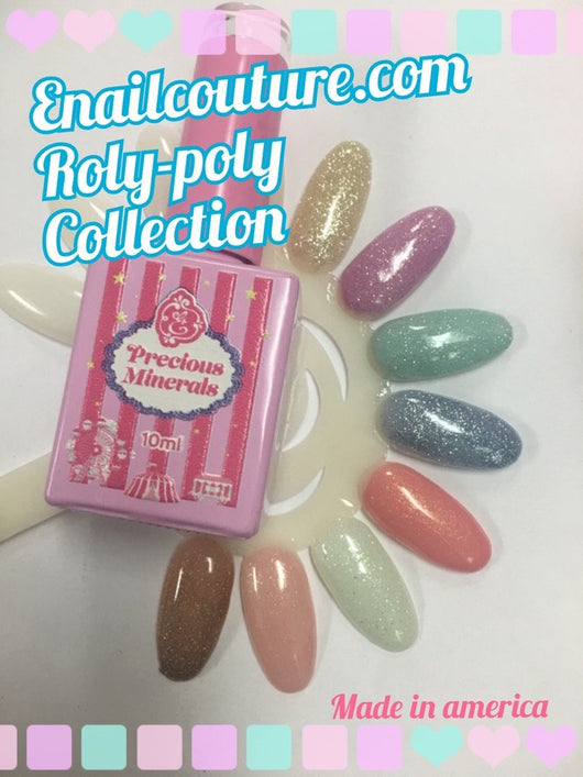 Roly-Poly~!, Precious Minerals collection