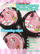 Souffle gel! New cream gel