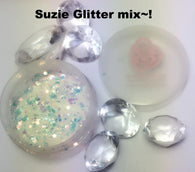 Pure Magic Glitter~! Suzie mix