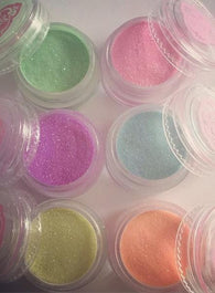 Acrylic Powder Candy Boy Coloured Powders