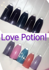 Precious Minerals Colour change Gel Polish Love potion