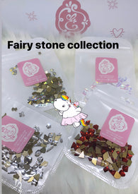 Fairy stone diamonds set collection