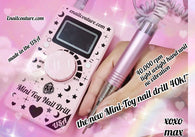 NEW Mini Toy Nail Drill 40k~!