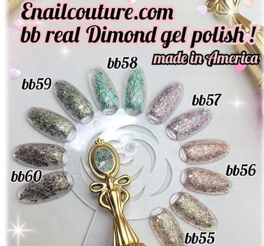 BB ombre Real Diamond collection