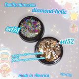 Diamond-Holic mix sets !~