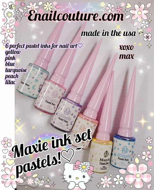 Maxie ink vol.4 pastels