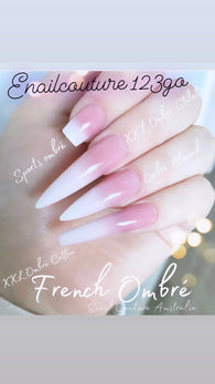 123go Ombre and French styles