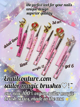 Sailor Magic brushes ~!