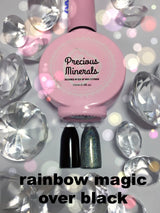 Precious Minerals 048 Rainbow Gel polish Topcoat