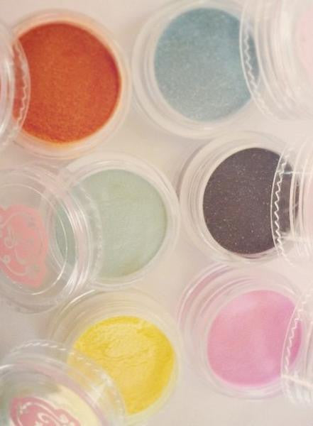 Acrylic powder T-ara Coloured Powders