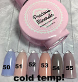 Precious Minerals Gel polish Colour change Love Bingo Collection