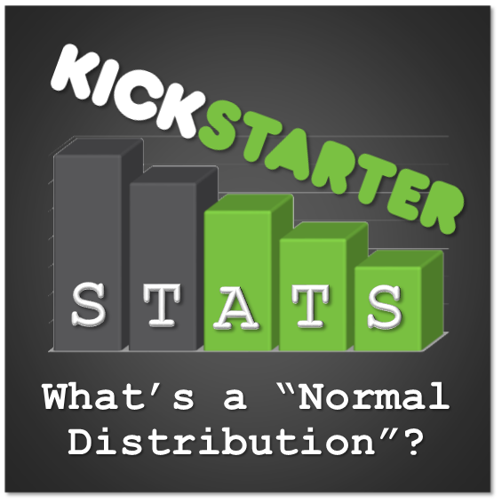 "Kickstarter Stats 101: What's a ""Normal Distribution""?"