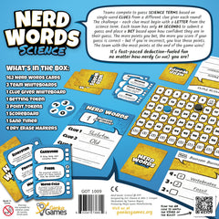 Nerd Words: Science