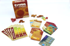 Virus Expansion for Cytosis: A Cell Biology Game