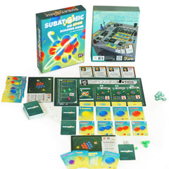 Subatomic: An Atom Building Game: 2nd edition
