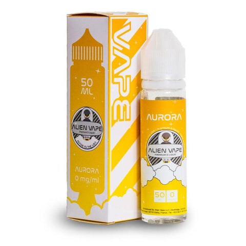 Alien Vape - Aurora - 50ML Short Fill