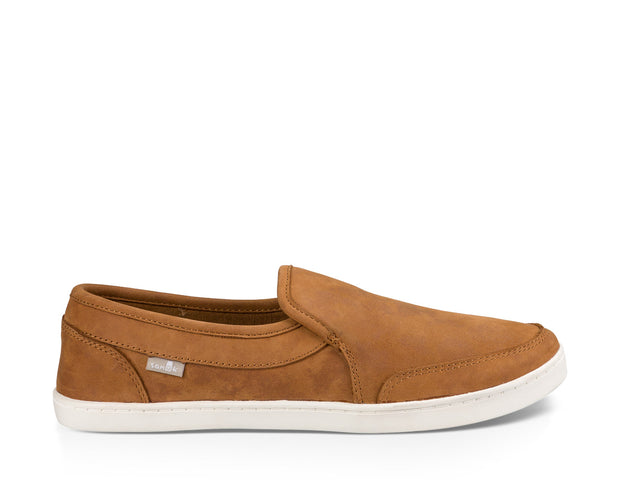 Women's Sanuk Pair O Dice Leather