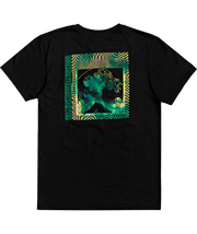 Men's Quiksilver Giants Garden Short Sleeve Tee