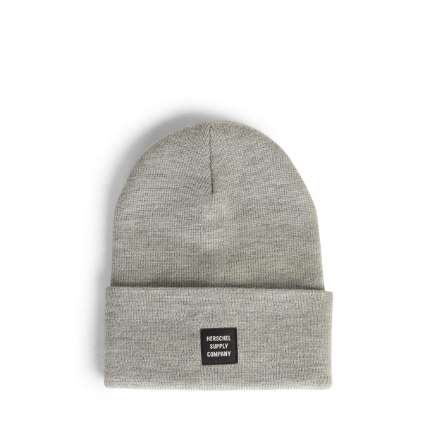 Unisex Herschel Abbott Beanie | Heather Light Grey
