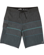 Men's Billabong All Day Heather Stripe Pro Boardshort