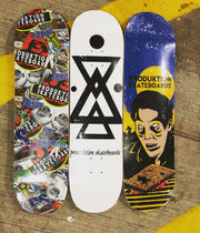 Produktion Skateboards | Sticker Deck